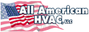 All American HVAC Logo